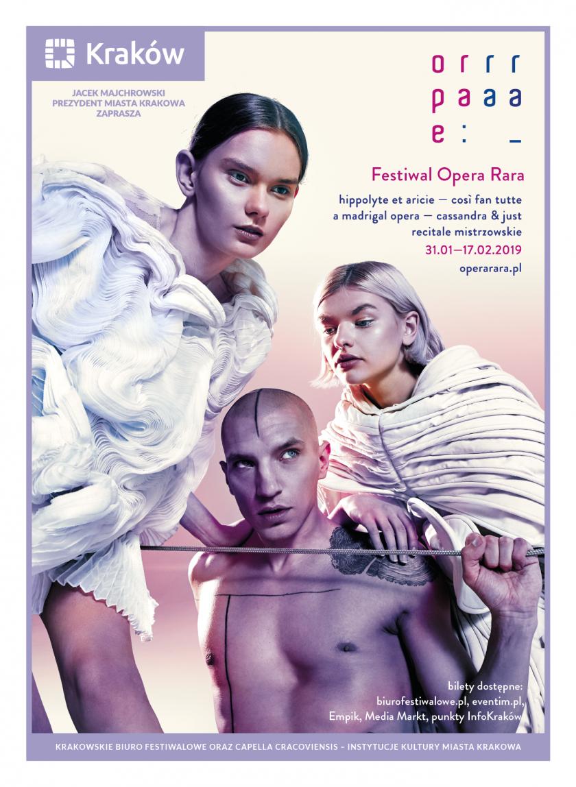 plakat Opera Rara 2019.