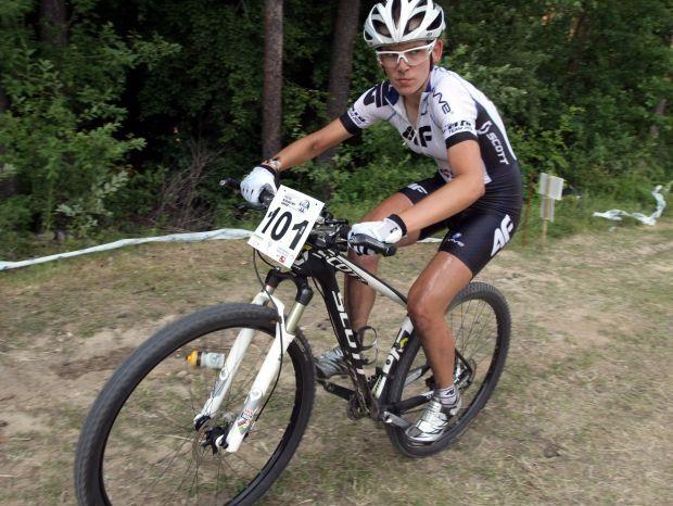 Paula Gorycka pojedzie na igrzyskach w Londynie (fot. PAP)