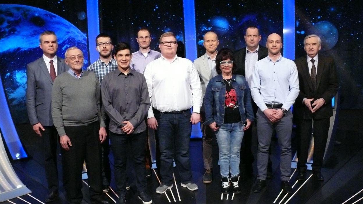 Uczestnicy 19 odcinka 112 edycji