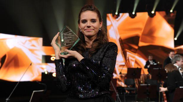 Marta Chlebicka Młodym Muzykiem Roku