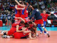 Rosjanie po tie-breaku zapewnili sobie olimpijskie złoto (fot. Getty Images)