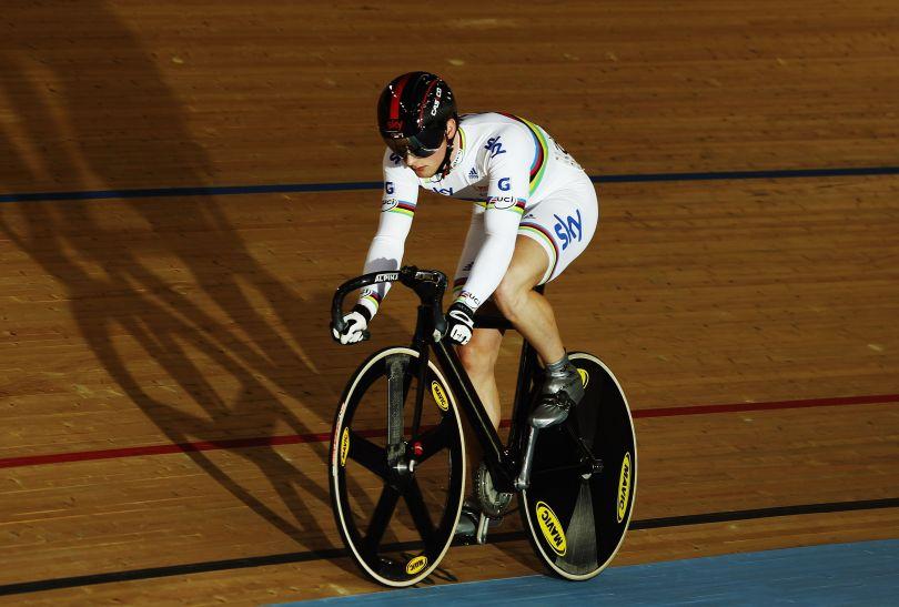 Brytyjczyk Jason Kenny (fot. Getty Images)