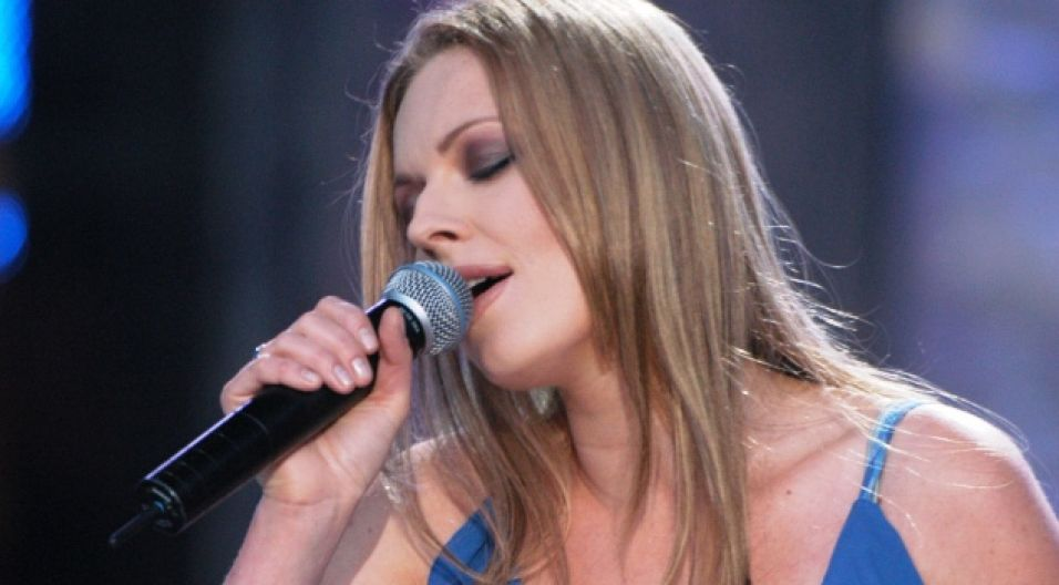 Anna Maria Jopek (fot. TVP)