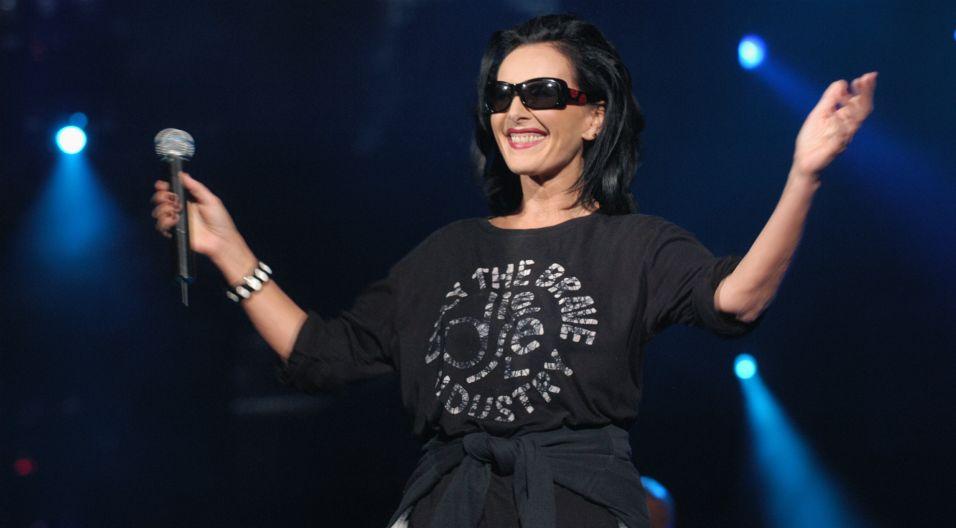 Kora wielokrotnie wystąpiła na opolskim festiwalu (fot.TVP)