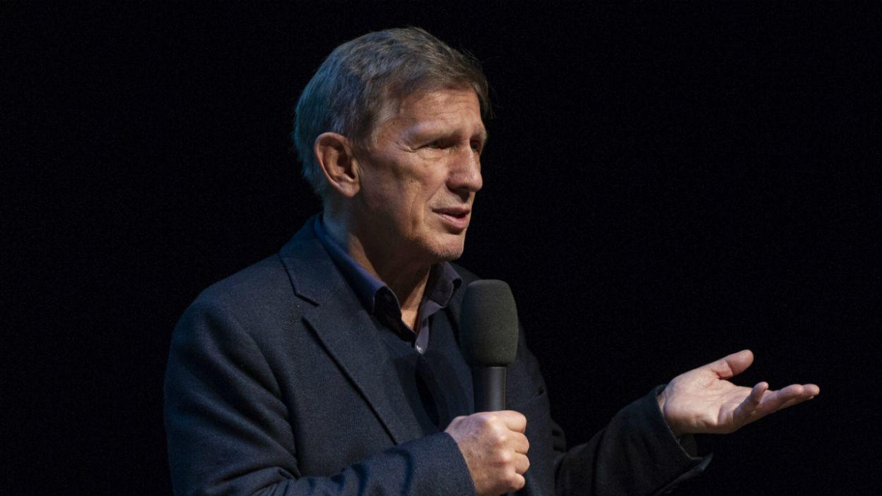 Wystąpił jako aktor i wyreżyserował wiele spektakli Teatru Telewizji (fot. Natasza Młudzik/TVP)