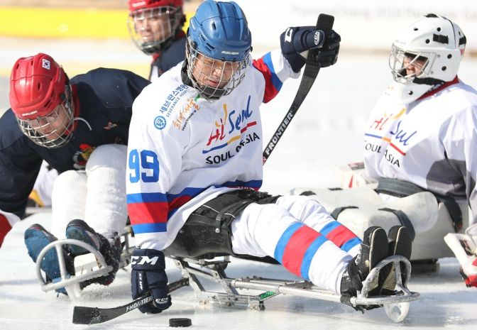 Ocieplenia ciąg dalszy. Debiut Korei Północnej na Paraolimpiadzie