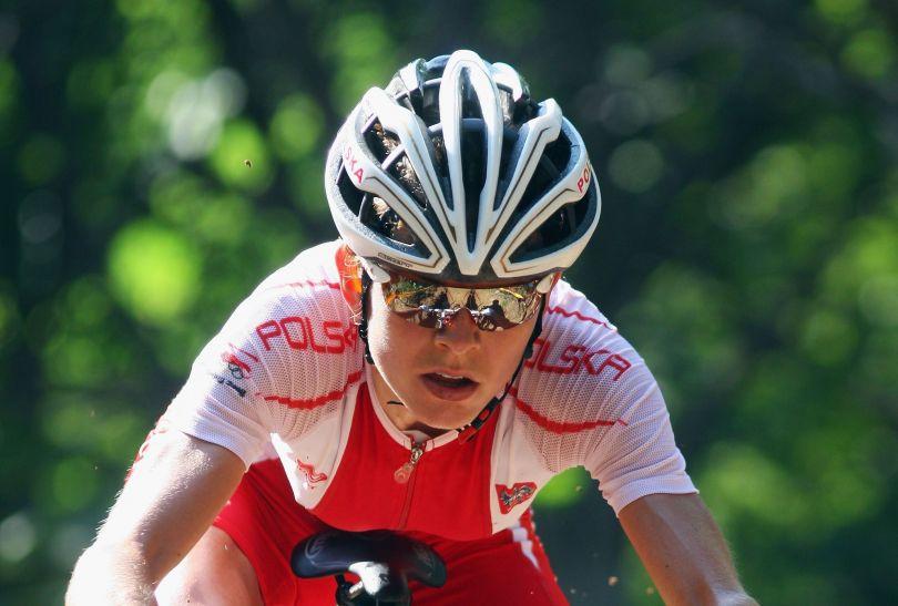 Wicemistrzynią olimpijską została Maja Włoszczowska (fot. Getty Images)