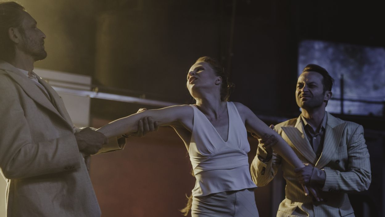 A także Dominika Kluźniak, w roli Dodo (fot. S. Loba/TVP)