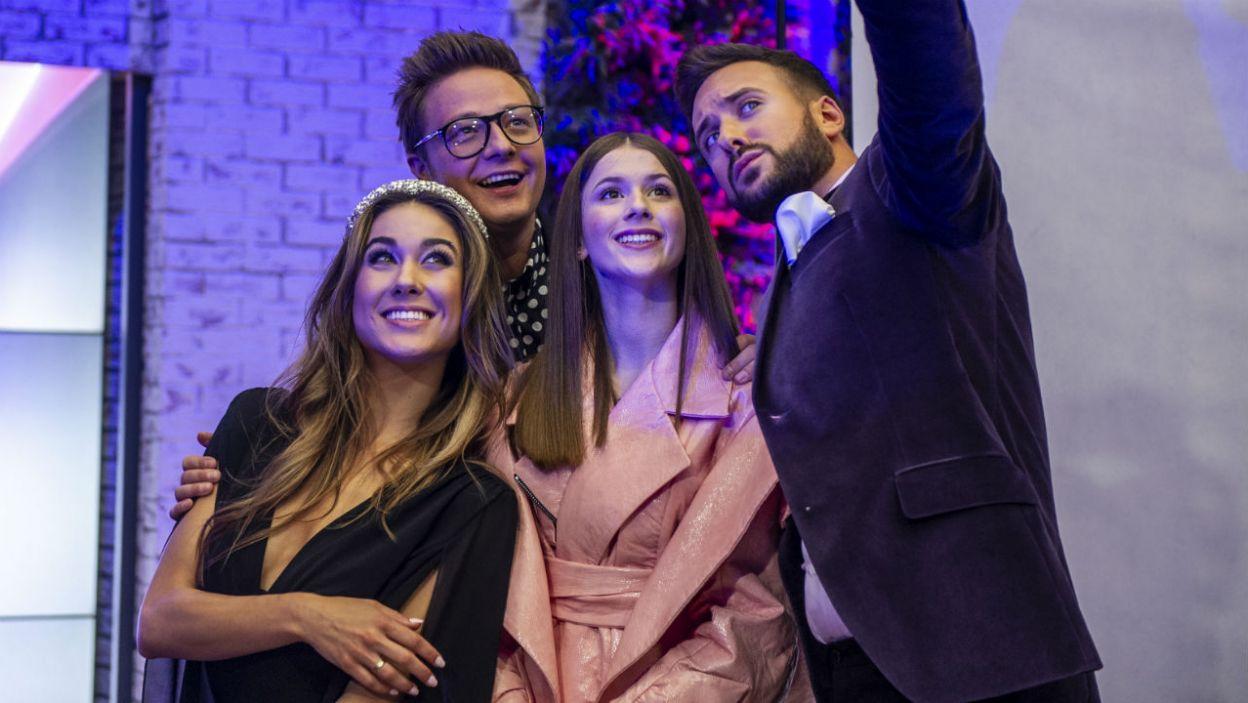 Wielkimi krokami zbliża się finał  Eurowizji Junior w Gliwicach (fot. TVP)