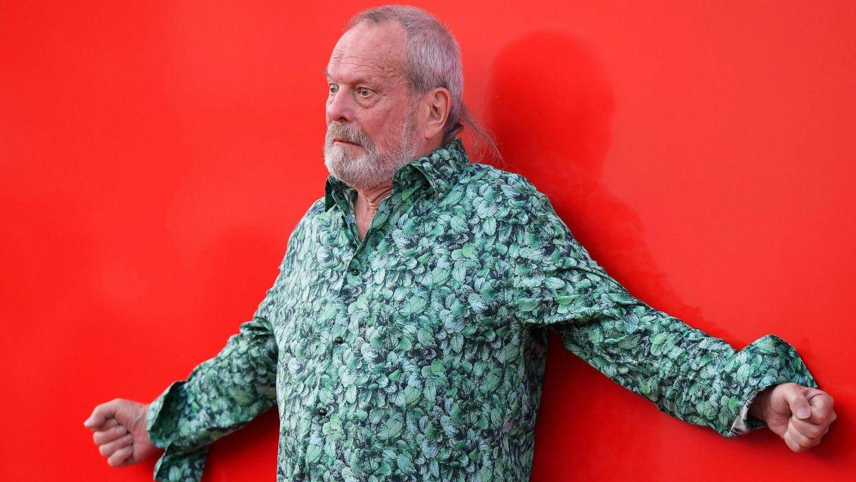 Terry Gilliam (fot. PAP/EPA/ETTORE FERRARI)