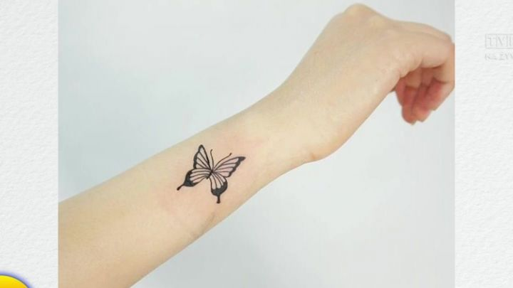 Najmodniejsze Tatuaże Na Nadgarstku Pytanienasniadanietvppl