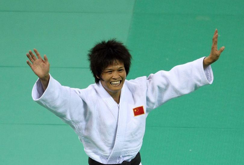 Xian Dongmei była najlepsza w kategorii do 52 kg (fot. Getty Images)