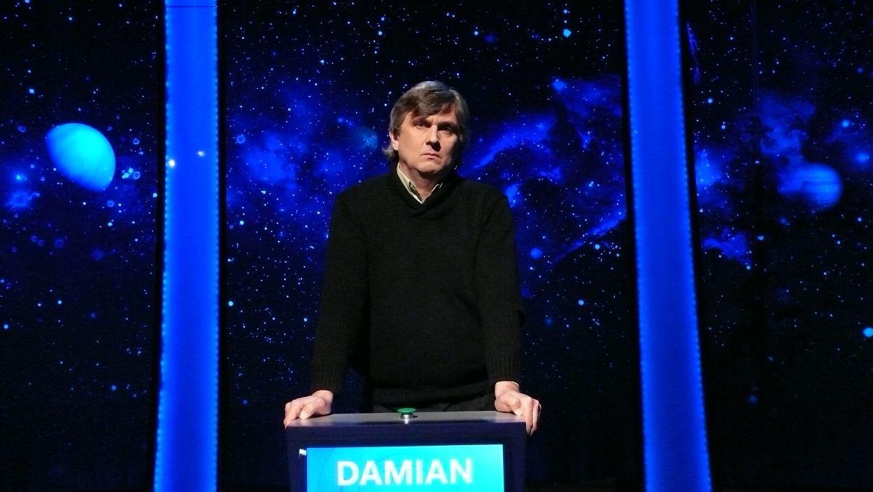 Damian Franosz - zwycięzca 9 odcinka 105 edycji