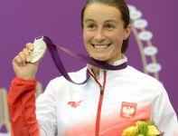 Sylwia Bogacka zdobyła pierwszy medal dla Polski!(fot. PAP/EPA)