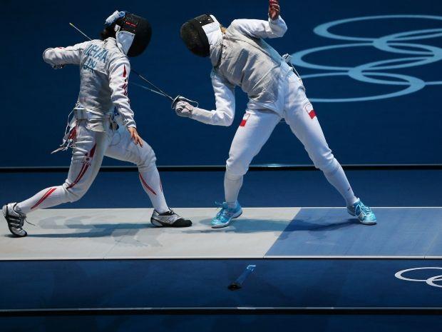 Zawiodła zwłaszcza Sywlia Gruchała (fot. Getty Images)