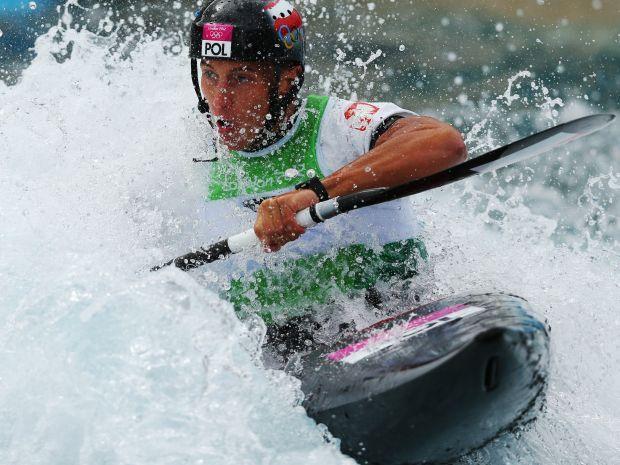 Mateusz Polaczyk ma szanse na medal (fot. Getty Images)
