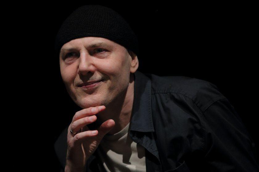 Eugeniusz Tkaczyszyn-Dycki. Fot. Maciej Kaczyński (CK Zamek Poznań)