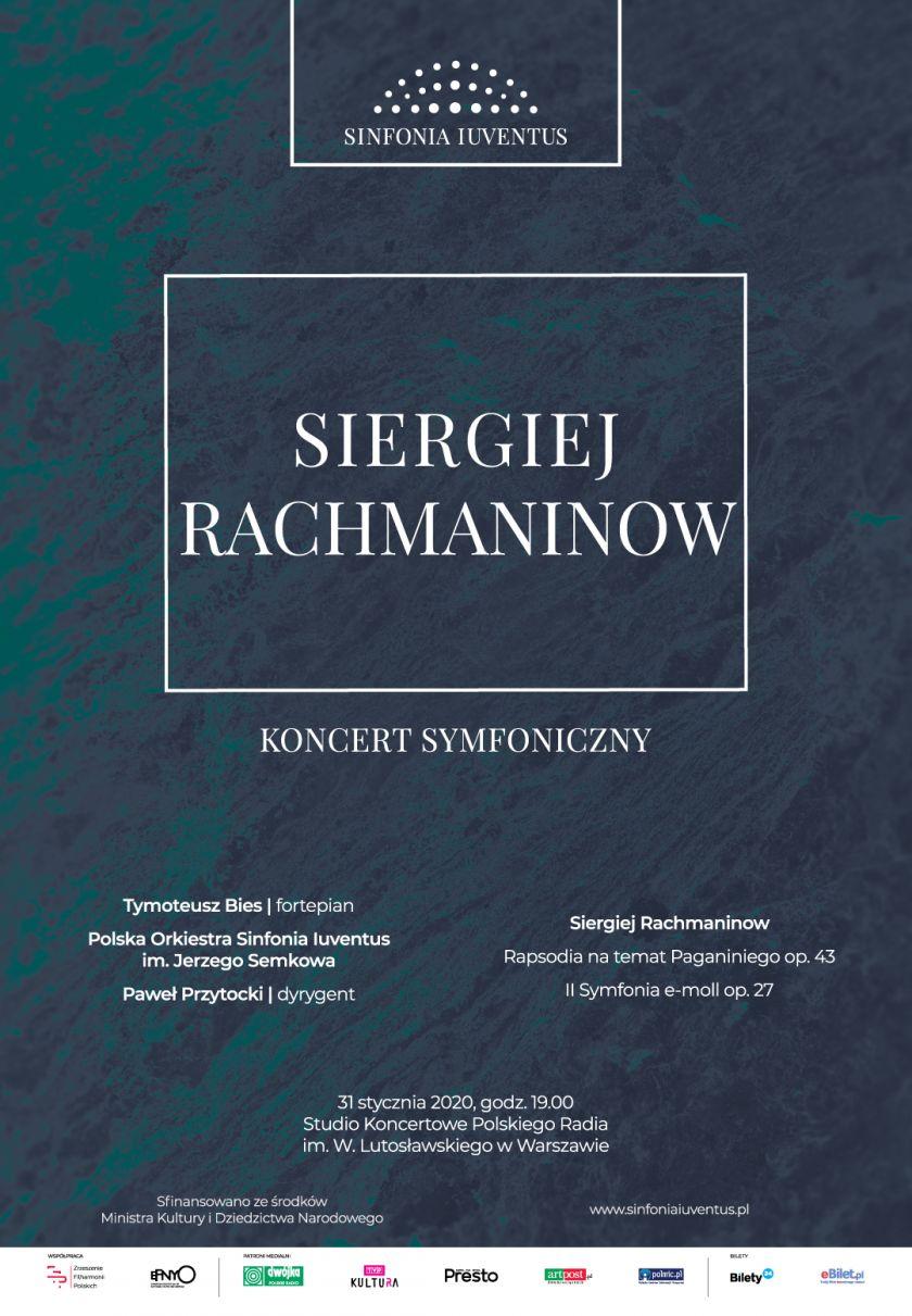Siergiej Rachmaninow – koncert monograficzny