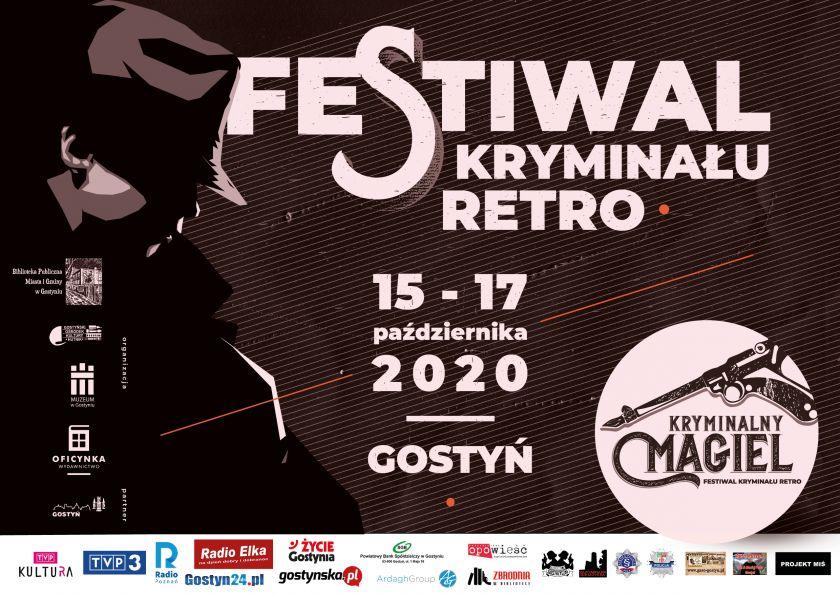 "Festiwal Kryminału Retro - ""Kryminalny Magiel"""