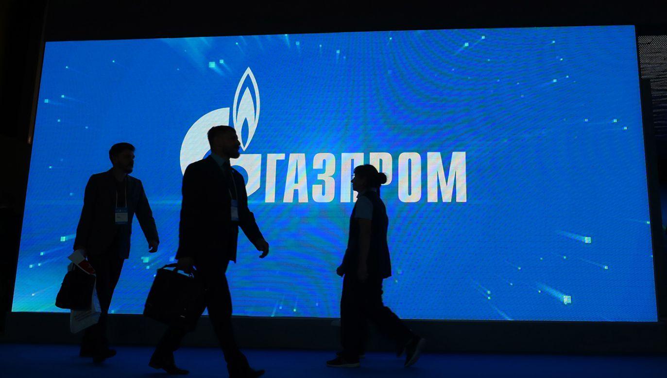 Rosja od lat wykorzystuje dostawy energii w celach politycznych (fot. Peter Kovalev\TASS via Getty Images)