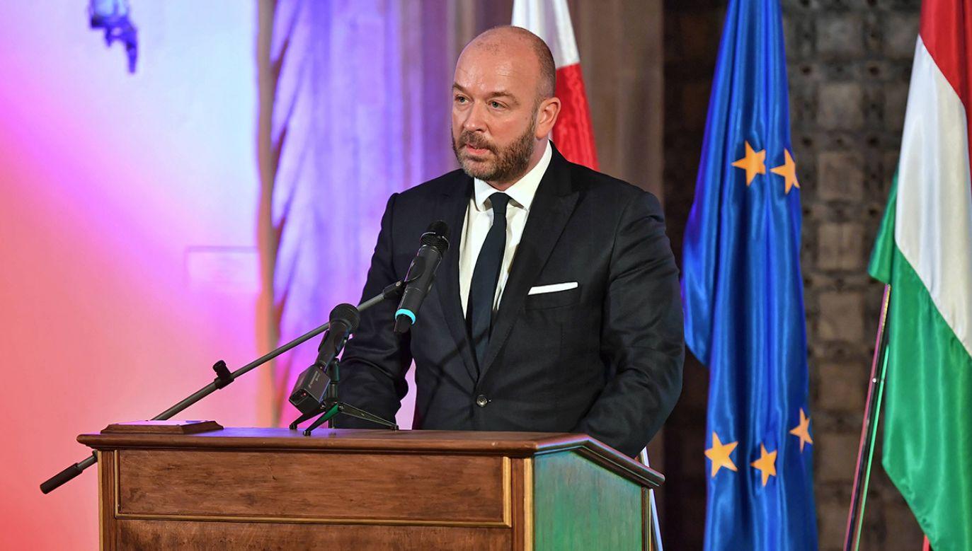 Prezydent Wrocławia Jacek Sutryk (fot. arch. PAP/Maciej Kulczyński)