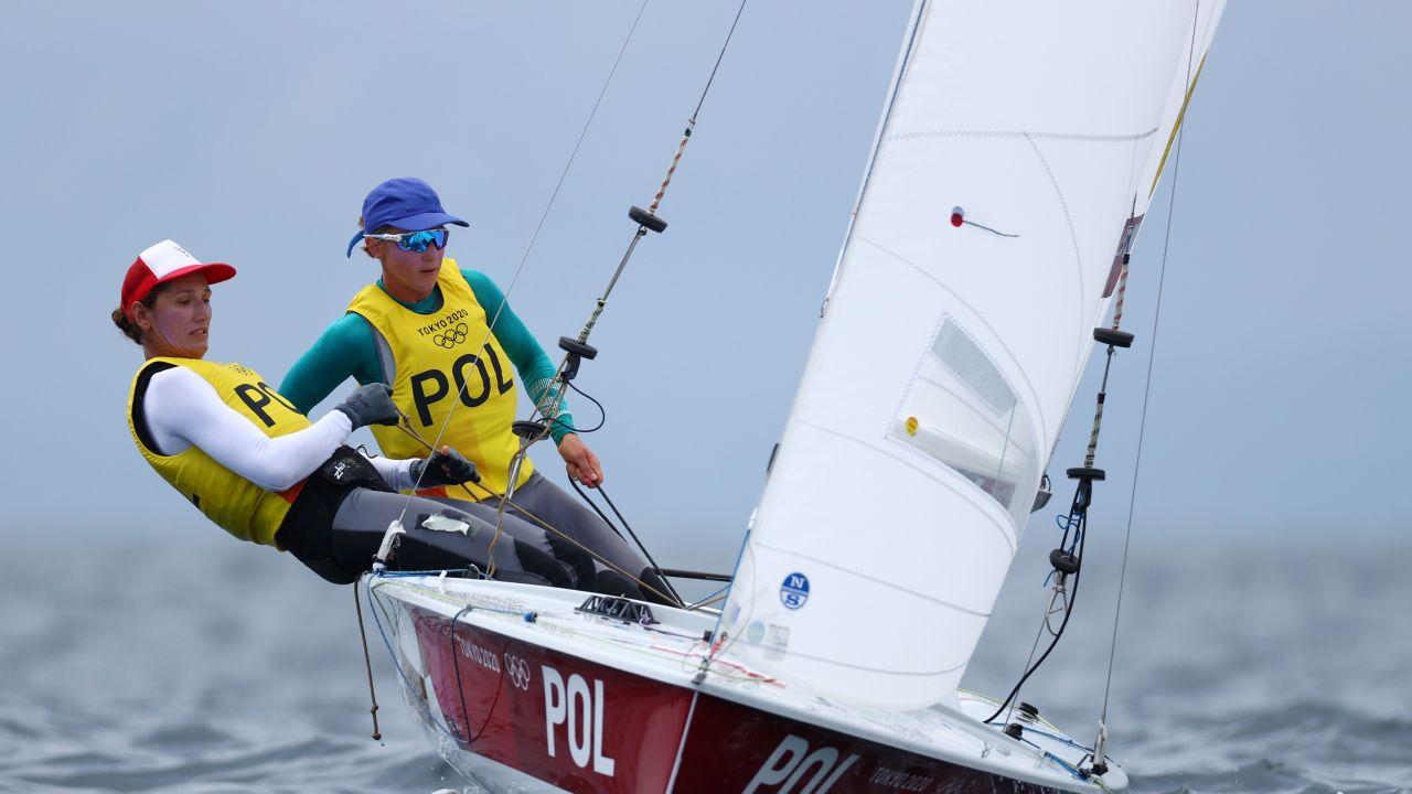 Agnieszka Skrzypulec i Jolanta Ogar mają wielkie szanse na olimpijski medal (fot. Getty Images)