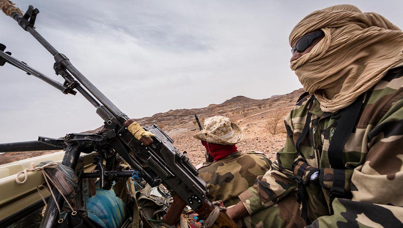 Kilka dni temu malijska Al Kaida wypuściła czterech zakładników, w tym francuską działaczkę humanitarną Sophie Petronin oraz lidera opozycji w Mali Soumailę Cisse (fot. Christopher Pillitz/Getty Images)
