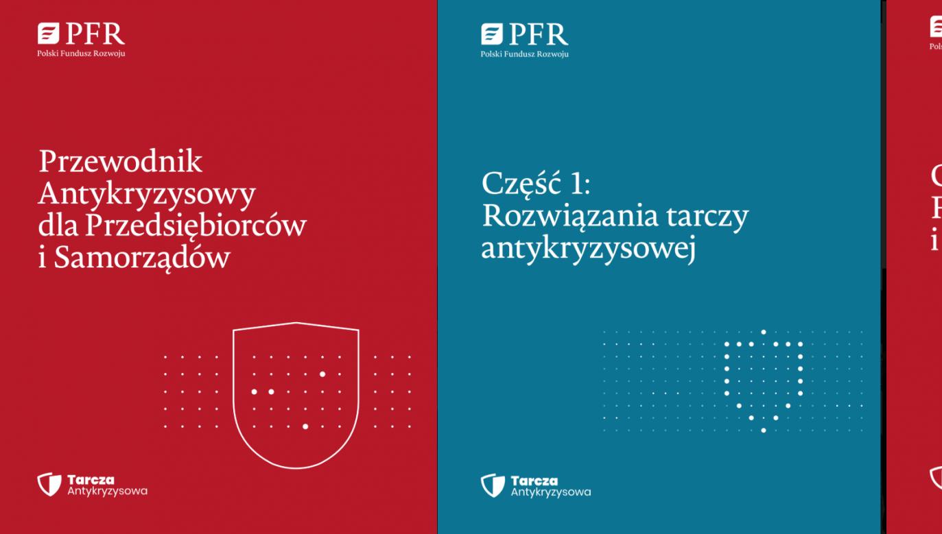 """""""Tarcza Antykryzysowa to dziesiątki konkretnych rozwiązań dla pracowników, pracodawców, mikro, małych, średnich i dużych firm (fot.pfr.pl)"""