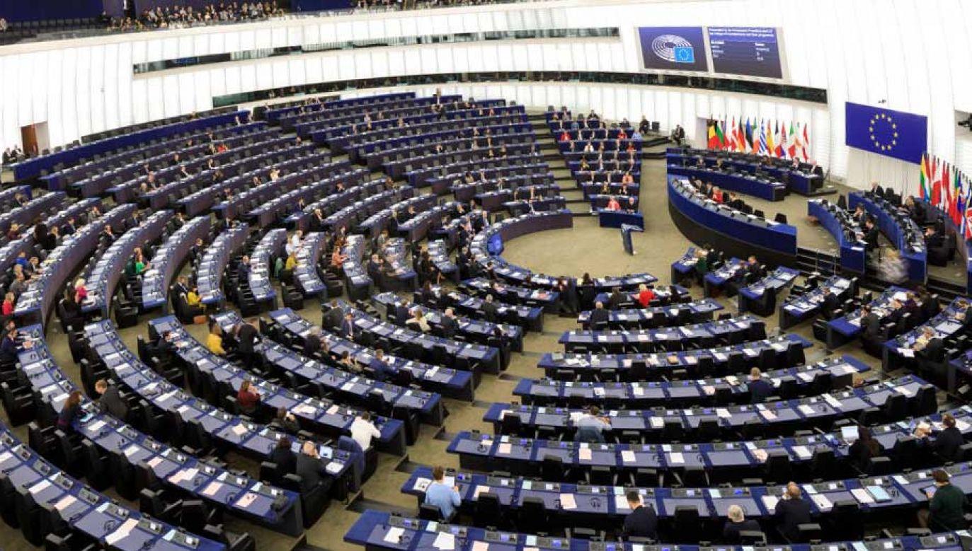 Jak głosowali europosłowie z Polski? (fot. Thierry Monasse/Getty Images)