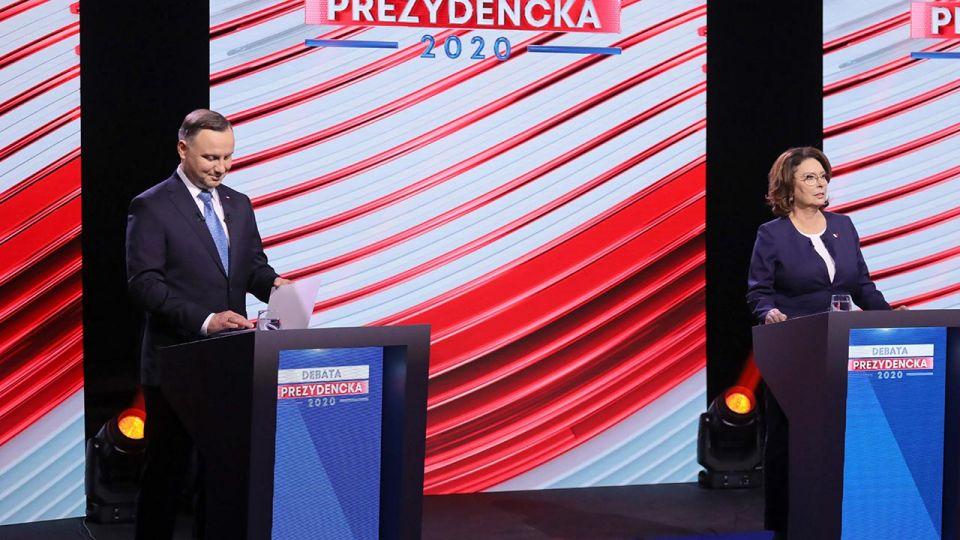 Debata Prezydencka 2020 [RELACJA] - tvp.info