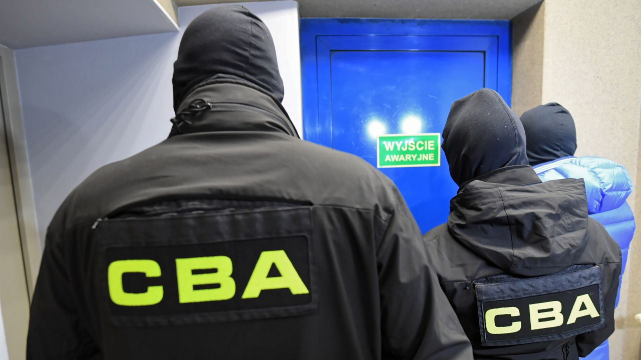 Byli szefowie służb za czasów PO chcą, by CBA przestało istnieć (fot. arch.PAP/Grzegorz Michałowski)