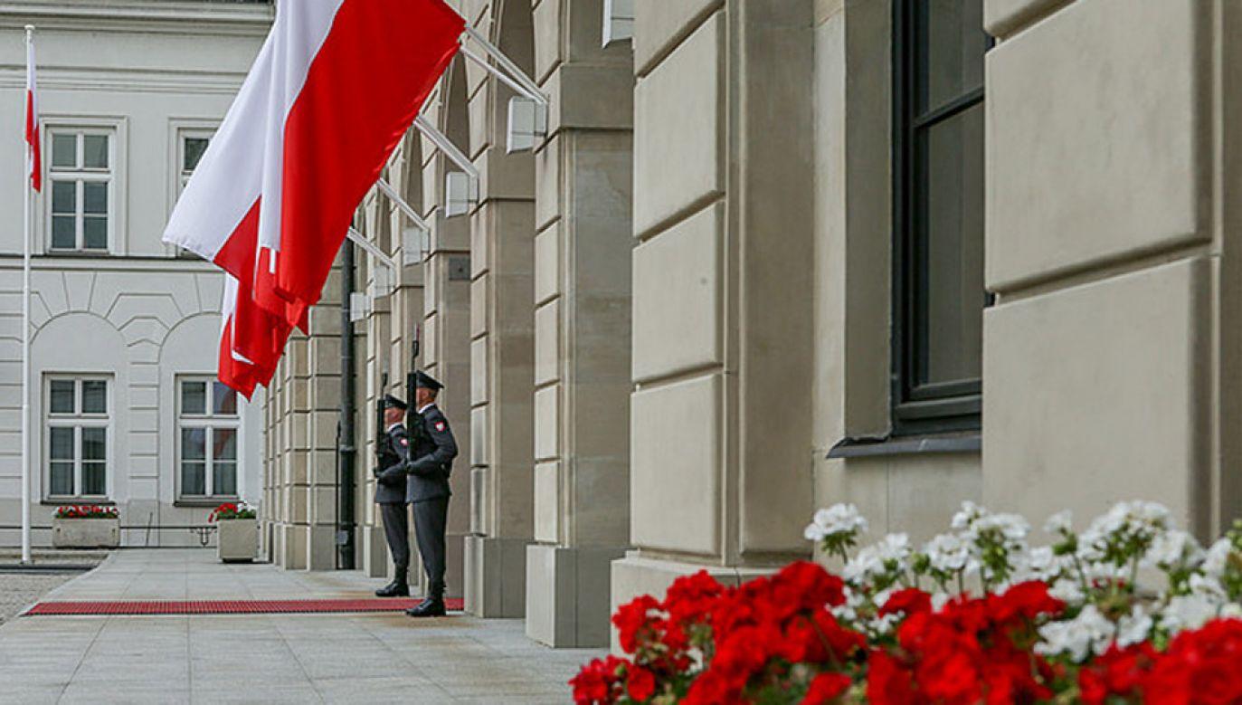 Do spotkania dojdzie w Pałacu Prezydenckim (fot. KPRP)