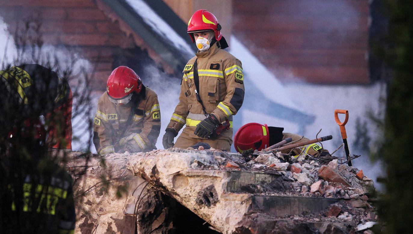 Połowa z ośmiu ofiar tragedii w Szczyrku to dzieci (fot.  PAP/Andrzej Grygiel)