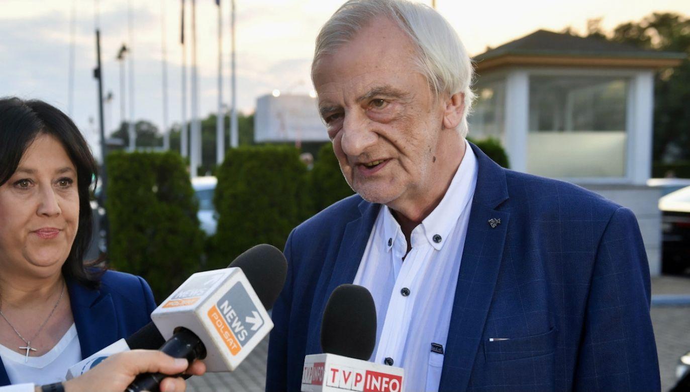 W poniedziałek ma zostać złożony projekt ustawy (fot. PAP/Radek Pietruszka)
