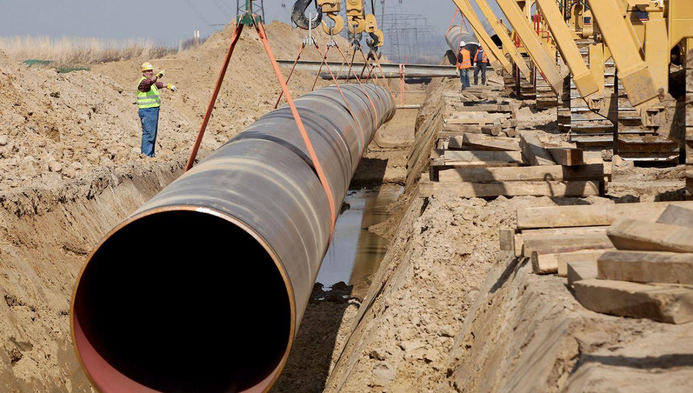 Baltic Pipe jest opłacalny zarówno politycznie jak i ekonomicznie (fot. Sean Gallup/Getty Images)