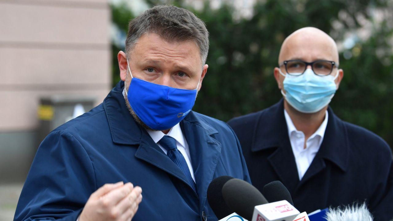 Aborcja w Polsce. Poseł PO Marcin Kierwiński komentuje (fot. PAP/Radek Pietruszka)