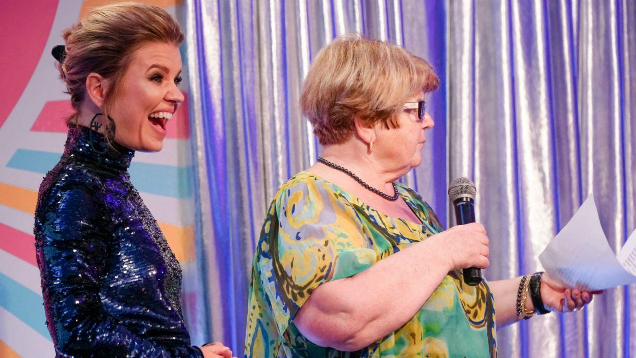 A wieczór zapowiadał się wyjątkowo, bo Marta zaprosiła kuracjuszy na karaoke (fot. TVP)
