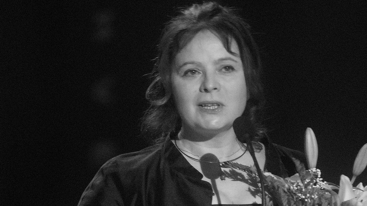 Zmarła Libusze Szafrankova (fot. PAP/CTK)