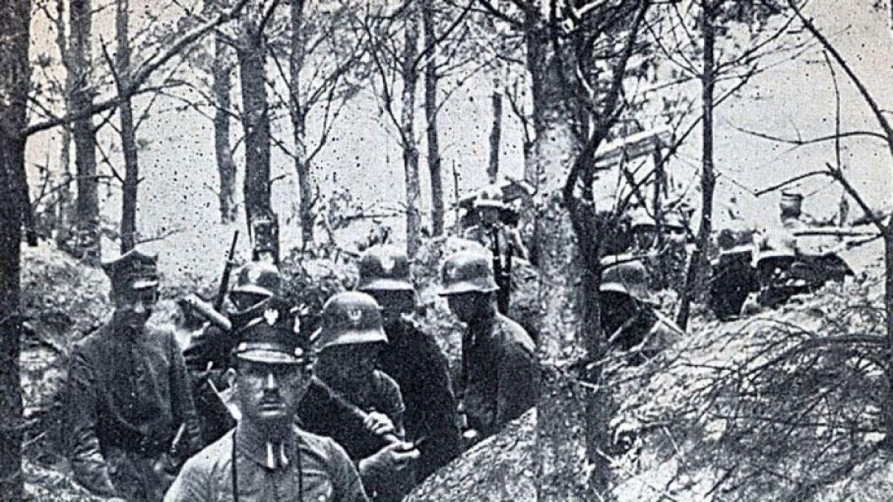 Powstanie wybuchło 27 grudnia 1918 r. (fot. wikimedia.org)