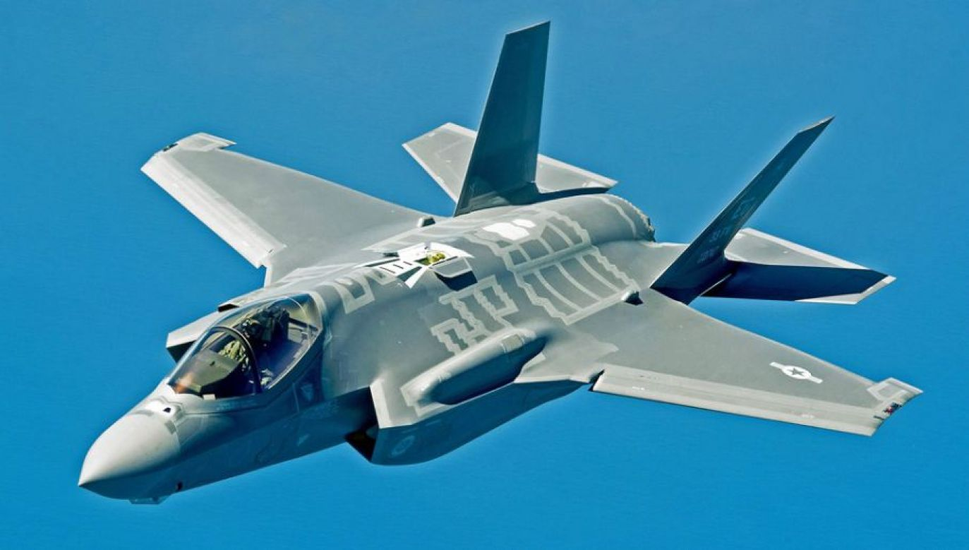 Pentagon obawia się, że Rosja będzie miała wgląd w amerykańskie myśliwce F- 35 (fot. MSgt John Nimmo Sr./Defenseimagery.mil)