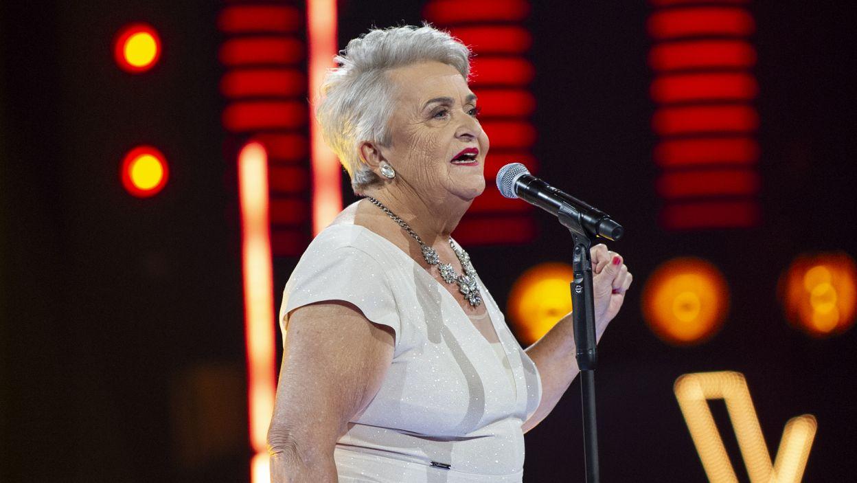 O miejsce w finale walczyła także Alicja Mieszało. – Zawsze śpiewałam i śpiewam to co czuję – przyznała uczestniczka (fot. TVP)