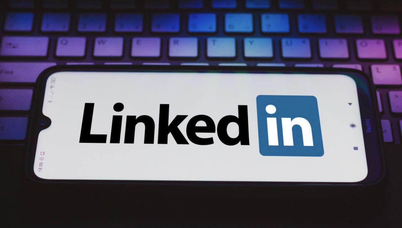 LinkedIn zaatakowany przez hakerów (fot. Rafael Henrique/SOPA Images/LightRocket via Getty Images)