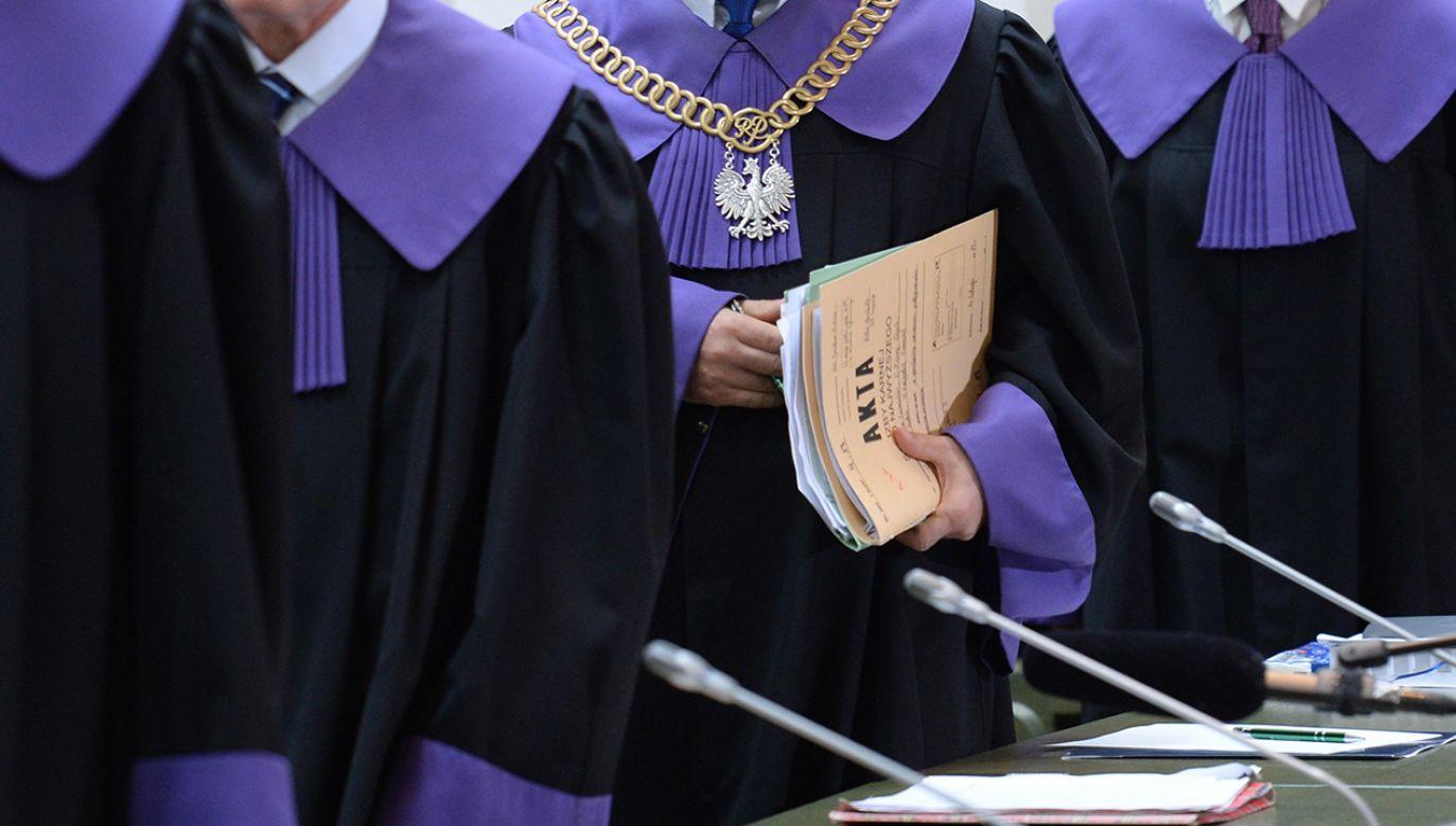 – Zbyt wielu jest takich, których ciężko nazwać sędziami – oceniła była senator PO Lidia Staroń (fot. arch. PAP/Jacek Turczyk)