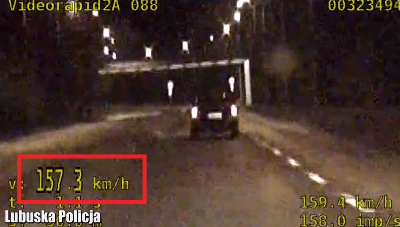 Gorzowianin stracił prawo jazdy i stanie przed sądem za jazdę pod wpływem alkoholu (fot. Policja)