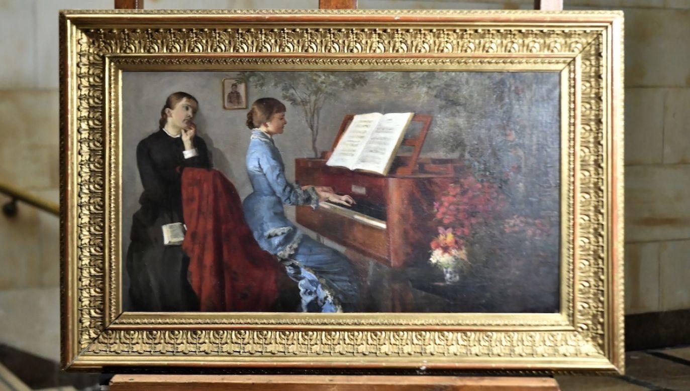 Obraz Jacka Malczewskiego