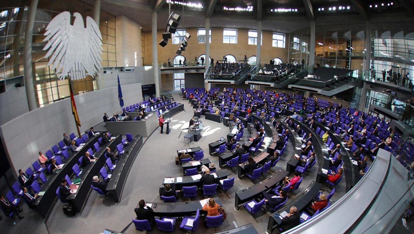 Ustawa o parytecie narusza swobodę partii w dokonywaniu wyboru kandydatów, a także bierne prawo wyborcze - orzekli sędziowie z Brandenburgii (fot. REUTERS/Hannibal Hanschke)
