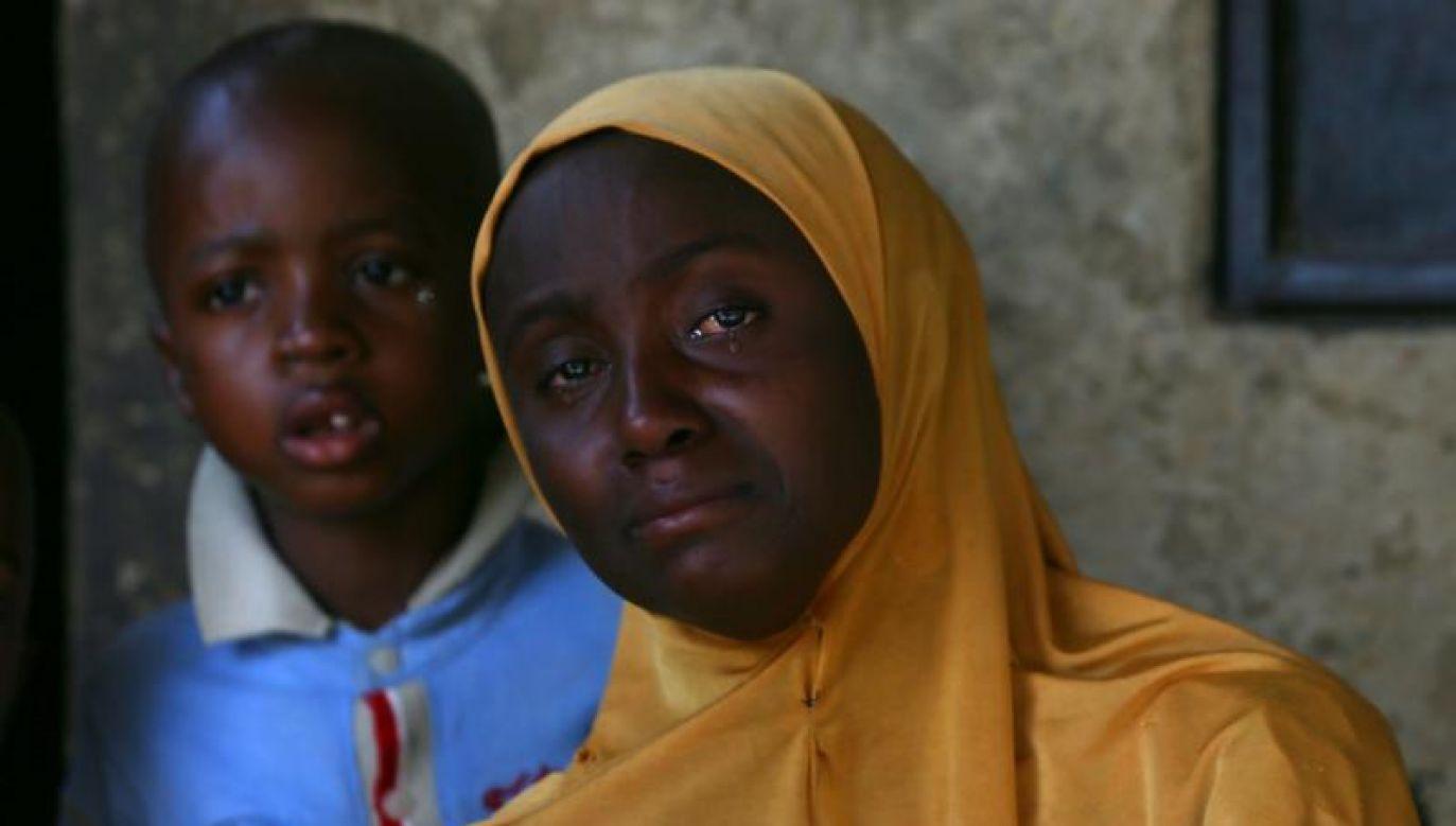 Szacuje się, że 60 proc. uprowadzonych to nieletni. (fot. REUTERS/Afolabi Sotunde)