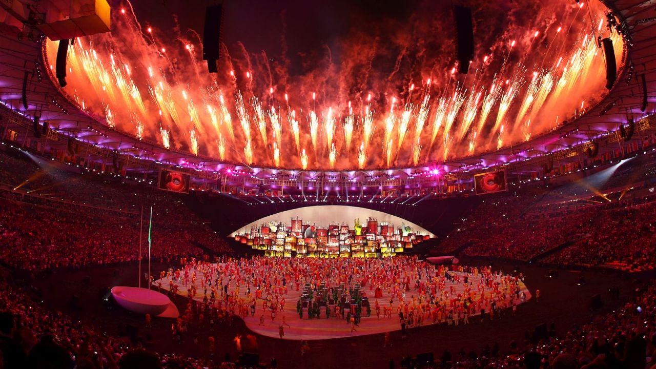 Ceremonia otwarcia igrzysk olimpijskich w Tokio: na żywo. Transmisja online, live stream (23.07.2021) (sport.tvp.pl)