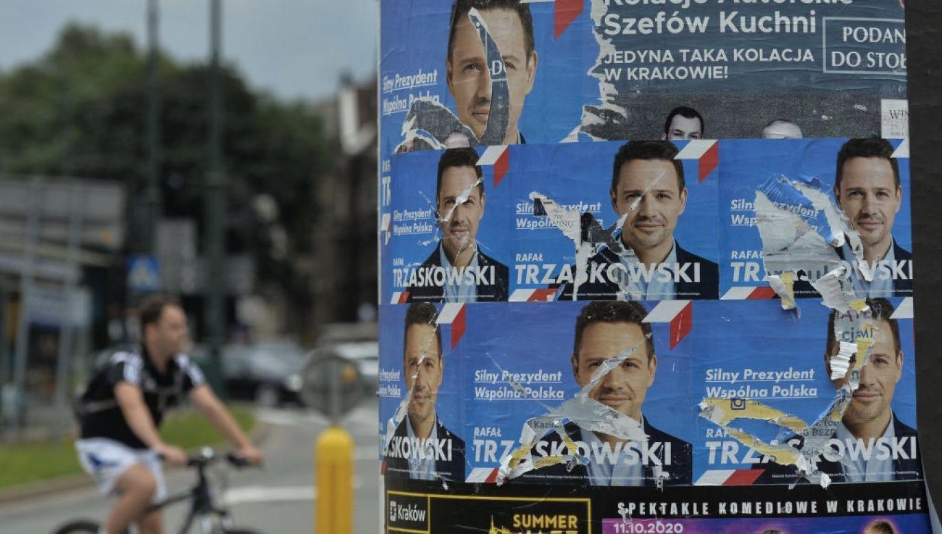 Ani KOD, ani Obywatele RP nie stali się politycznymi potęgami, ale dali jednak oddech Platformie Obywatelskiej (fot.  Artur Widak/NurPhoto via Getty Images)