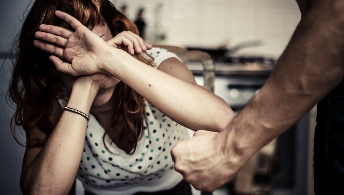 Nowe kompetencje Policji i Żandarmerii Wojskowej pomogą skuteczniej ścigać sprawców przemocy domowej (fot. Shutterstock/Lolostock)